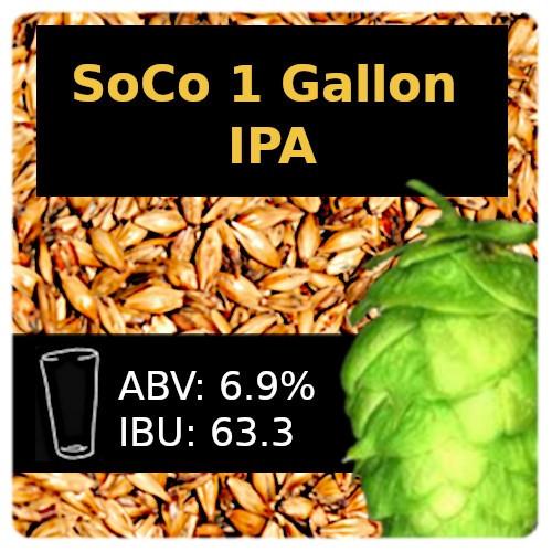 SoCo - IPA - 1 Gallon
