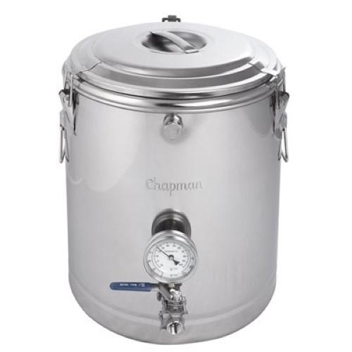 Chapman Stainless Steel 10 Gallon Mash Tun