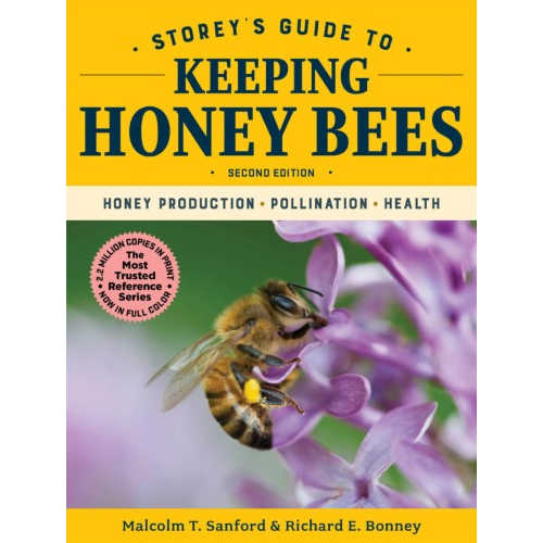 Storey's Guide to Keeping Honey Bees Book