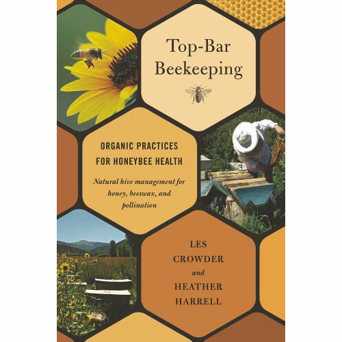 Top-Bar Beekeeping  Book