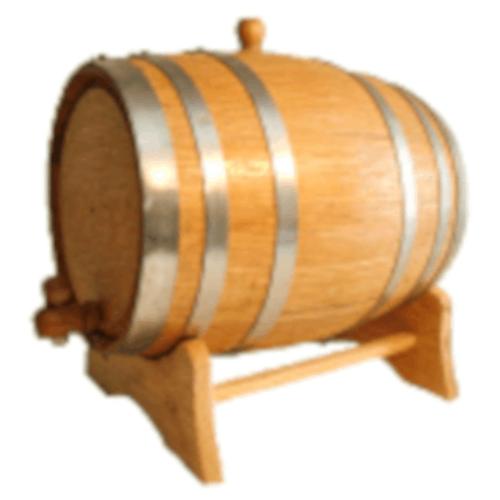 Barrel - American White Oak - 20 L (5 Gal)