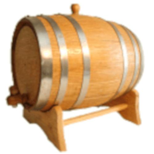 Barrel - American White Oak - 5 L (1 Gal)