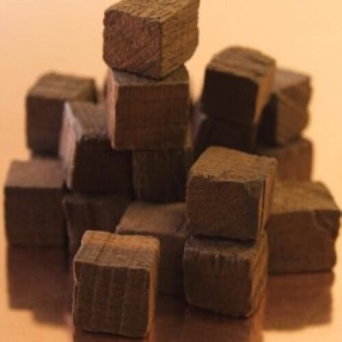 Hungarian Oak Cubes - Med Toast