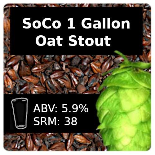 SoCo - Oat Stout - 1 Gallon