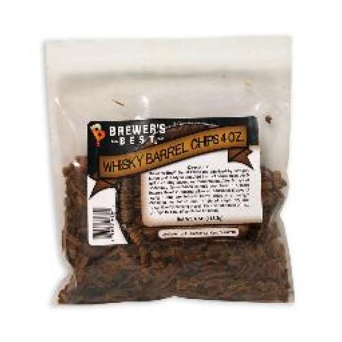 Whisky Barrel Chips - 4 oz