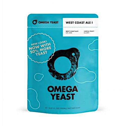 Omega OYL-004 West Coast Ale I