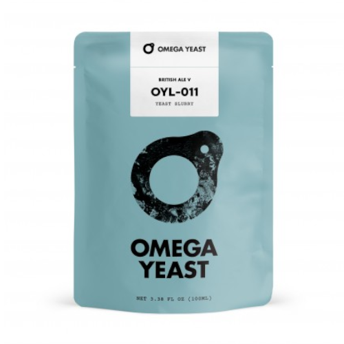 Omega OYL-011 British V Ale