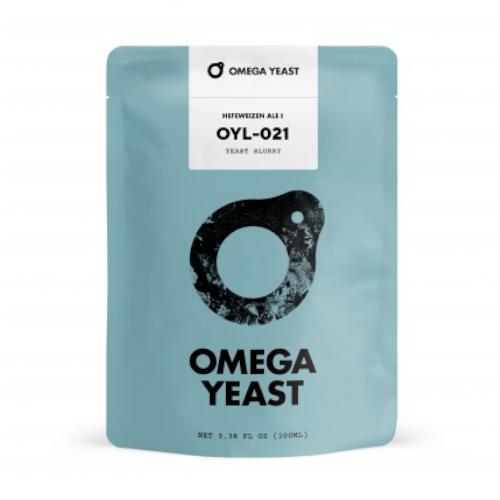 Omega OYL-021 Hefeweizen Ale