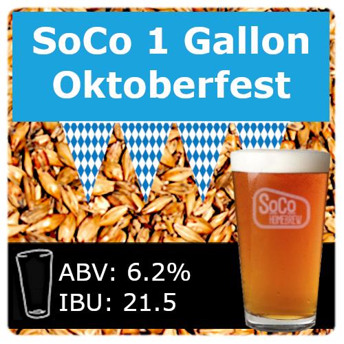 SoCo - Oktoberfest - 1 Gallon
