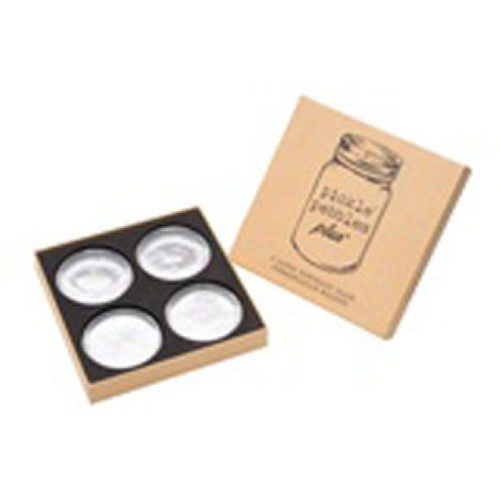 Pickle Pebble Fermentation Weight - Pack of 4