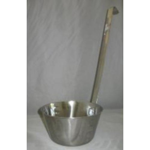 Stainless Steel Dipper - 32 oz