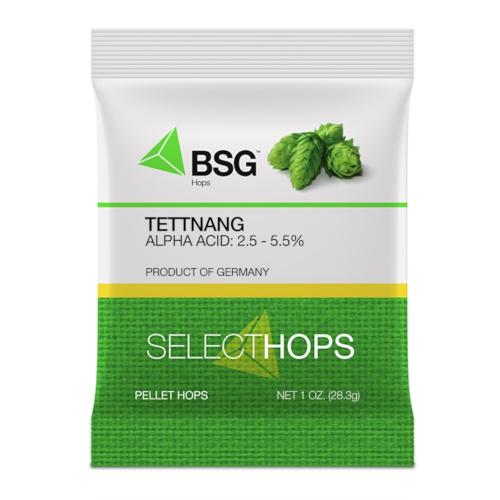 Tettnang Hop Pellets (German) - 1 oz