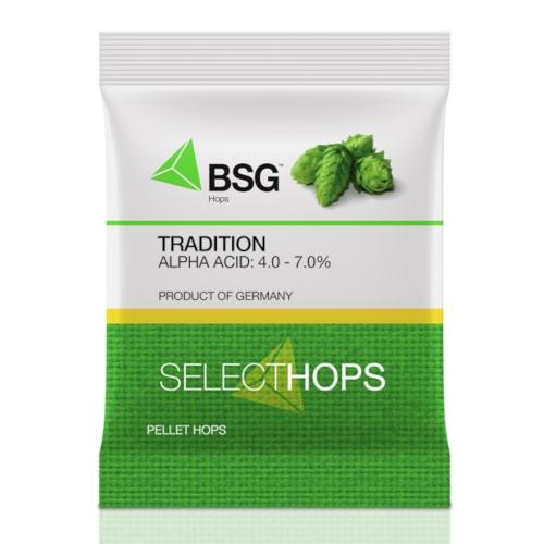 Tradition Hop Pellets (German) - 1 oz