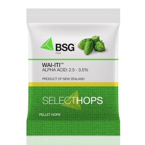 Wai-Iti Hop Pellets (NZ) - 1 oz