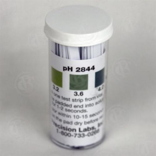 PH Papers (Wine Range) - 100/Vial