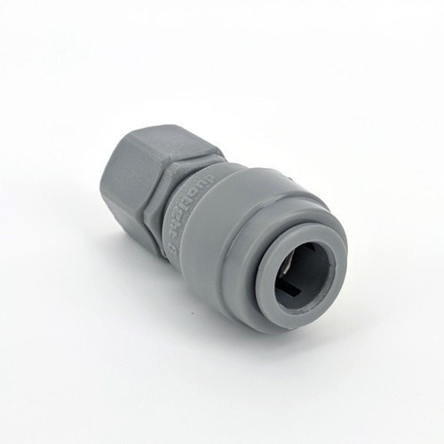 Duotight Push-In Fitting - 8 mm (5/16 in.) x 1/4 in. Flare