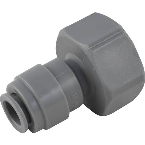 Duotight Push-In Fitting - 8 mm (5/16 in.) x 5/8 in. FPT
