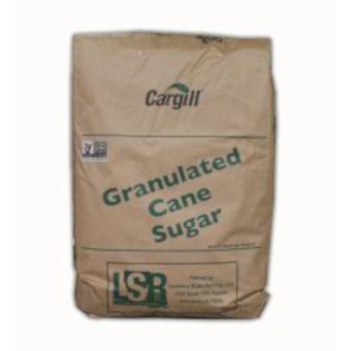 Pure White Cane Sugar - 50 LB