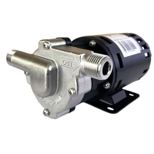 Chugger X-Dry Series Brew Pump - Inline (Stainless Steel Head)