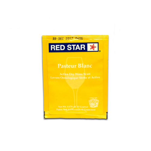 Red Star Premier Blanc Yeast (Formerly Pasteur Champagne Yeast)