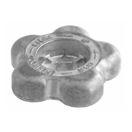 Aluminum Hand Wheel For CO2 Tank