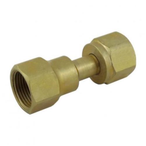 Nitrogen Regulator to CO2 Cylinder Adapter