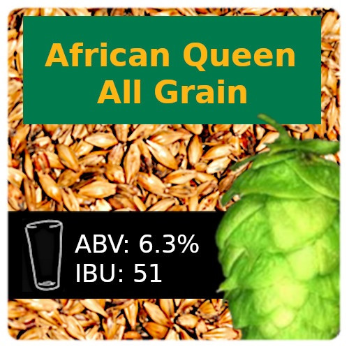 SoCo - African Queen IPA - All Grain (w/South African Hops)