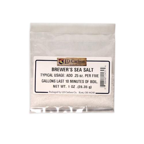 Brewer's Sea Salt - 1 oz