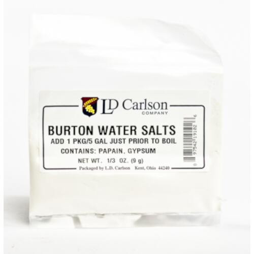 Burton Water Salts - 1/3 oz