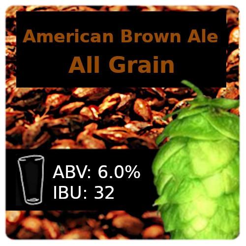 SoCo - American Brown Ale - All Grain