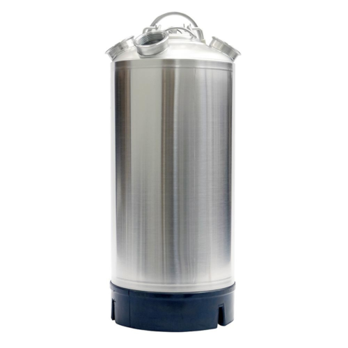 18 Liter Sankey Cleaning Tank with 4 Beer Neck