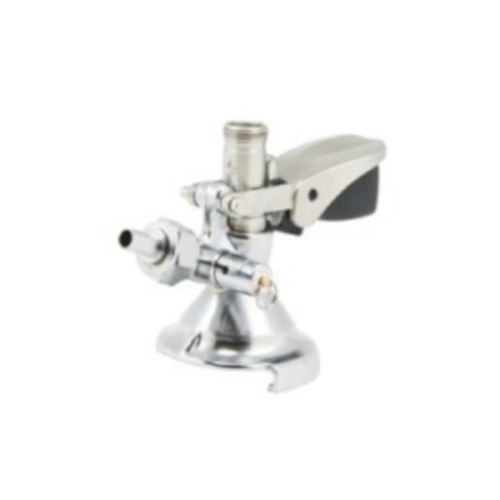 A System Krome Sankey Keg Coupler (German Slider) - SS Probe