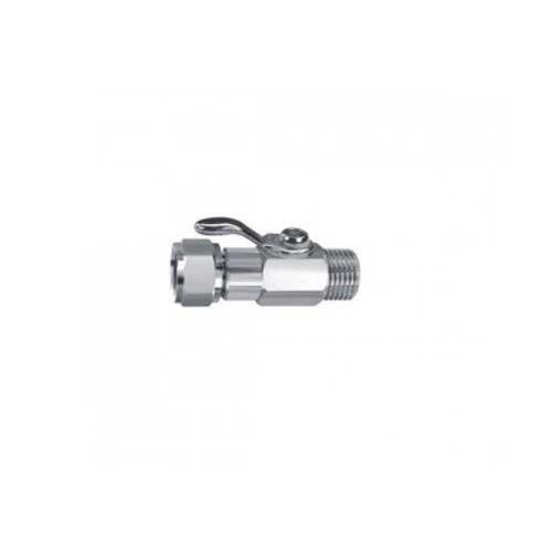 Beer Shut Off Ball Valve - Stainless Steel