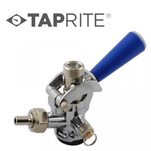 D System Taprite American Sankey Coupler - Chrome Plated