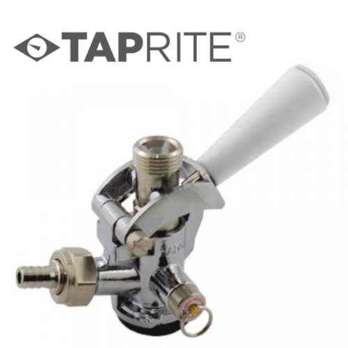 D System Taprite American Sankey Coupler - Stainless Steel