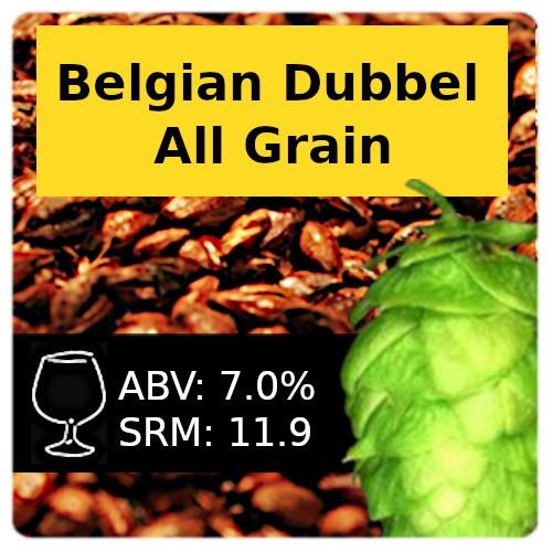 SoCo - Belgian Dubbel - All Grain