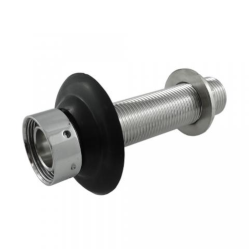 "Faucet Shank - 4-1/8"" Stainless Steel"