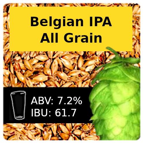 SoCo - Belgian IPA - All Grain