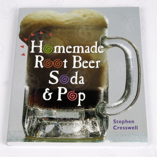 Homemade Rootbeer Book
