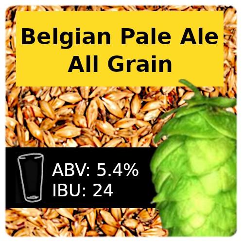 SoCo - Belgian Pale Ale - All Grain