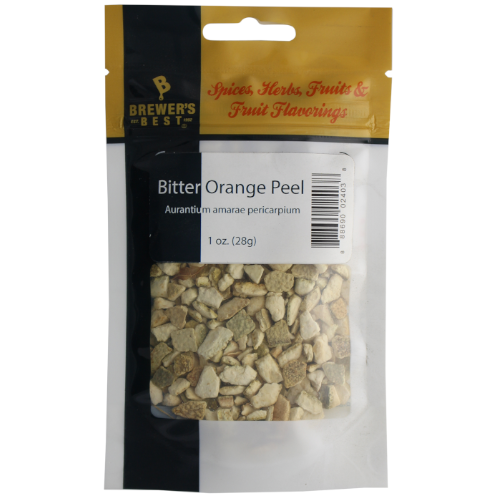 1 ounce of bitter orange peel