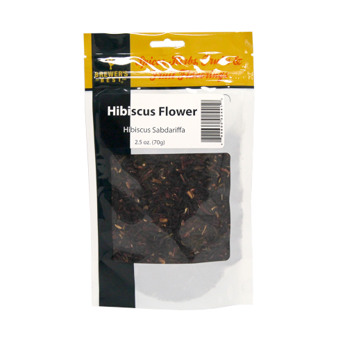 Hibiscus Flower - 2.5 oz
