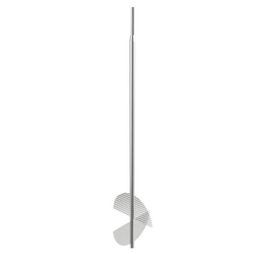 Whirlpool and Aeration Brewing Paddle