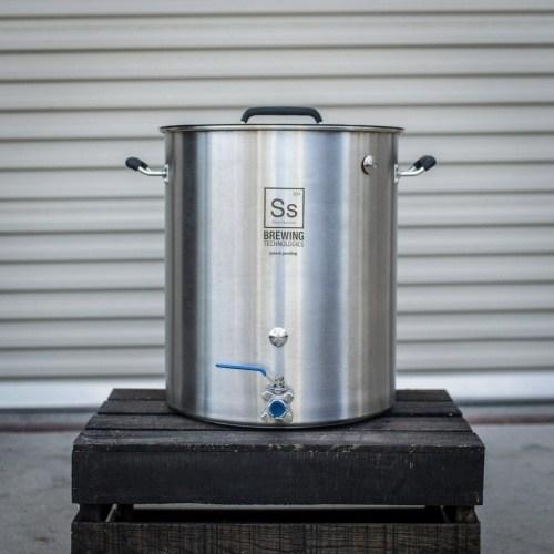 15 Gallon SS BrewTech Kettle