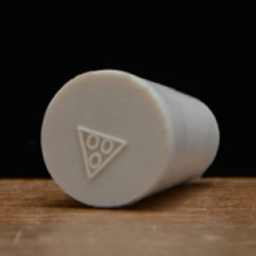 Rubber Stopper - 00 Solid