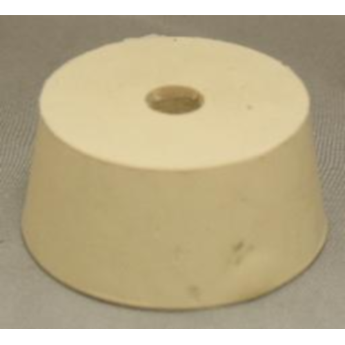 Rubber Stopper - 10.5 Drilled