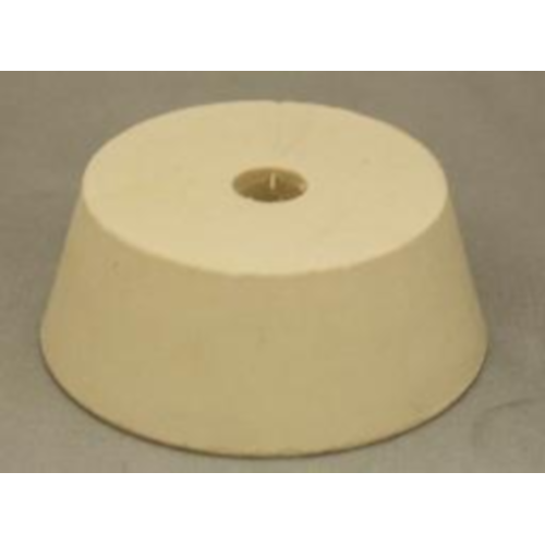 Rubber Stopper - 11.5 Drilled