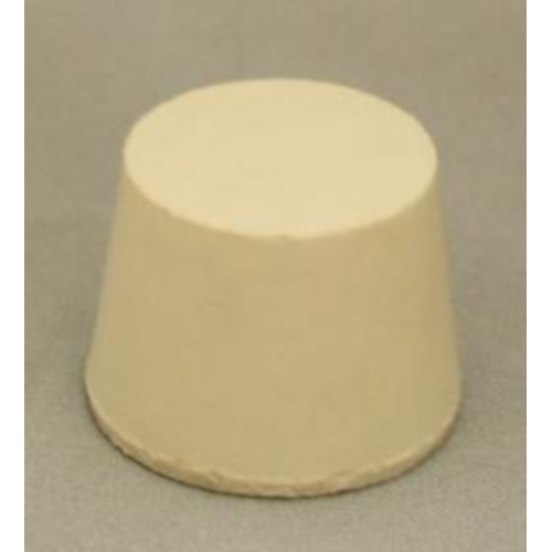 Rubber Stopper - 6.5 Solid