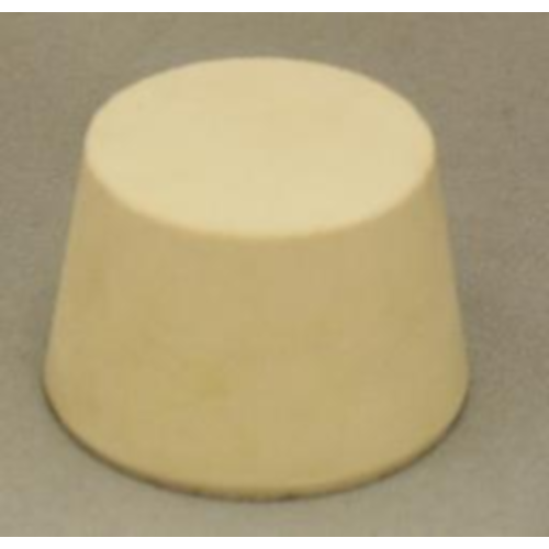 Rubber Stopper - 8 Solid