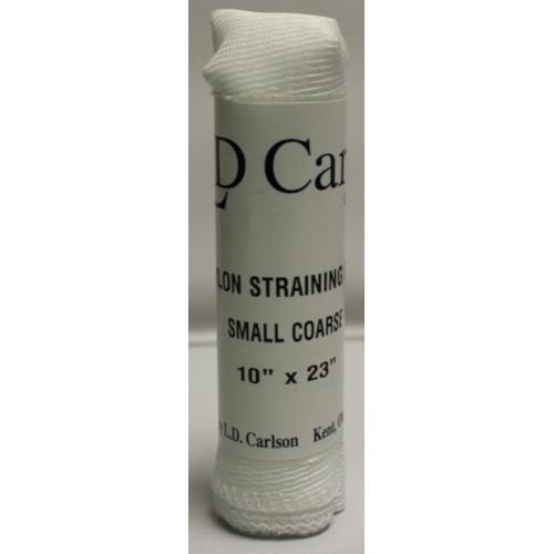"Nylon Straining Bag - 10"" X 23"" Small Coarse Mesh"